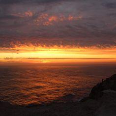 Cape Nelson sunset #portlandoz#iloveportland#capenelson#capenelsonlighthouse#sunset#sunsets by pigpainter