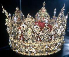 Danish royal crown