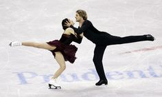 "OMAHA: Former world champions Meryl Davis and Charlie White won their fifth straight US ice dance title on Saturday with a sparkling performance of their ""Notre Dame de Paris"" free dance.       Sunday, 27 January 2013 10:45  Posted by Imaduddin"
