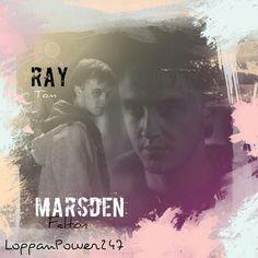 Ray Marsden White Other