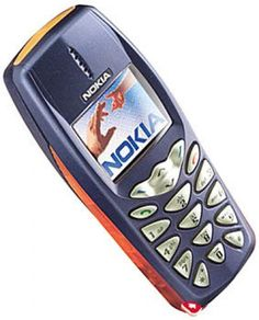 Nokia I played snake until the battery died!