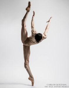 Julio Al-Mäher, Ballet de Monterrey- photo by Carlos Quezada