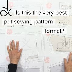 You won't find this format anywhere else! Check out my membership - Join and access all of my patterns. I developed this format in 2005 and the principle is still the same - no trimming, no symbols to match, less paper. Since then I've added more features.  My early patterns are now bargains and later patterns have all the features you would expect from a commercial pattern. Check them out - Buy them individually - Join for all of them! Pdf Sewing Patterns, Commercial, Join, Symbols, Paper, Check, Glyphs, Icons