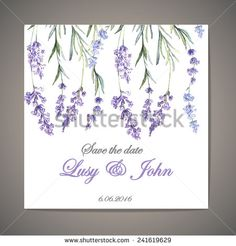 watercolor invitation - Buscar con Google
