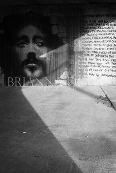 """Shadowed Savior"", Spring 2015 Spring 2015, White Photography, Savior, Black And White, Salvador, Black White, Blanco Y Negro, Black N White"