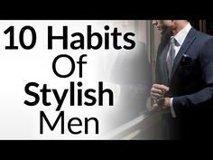 No man is born stylish.  It takes effort to acquire a studied perfection in the art of dressing well.  There is an old proverb which says that habit is second nature.   Effortless style is a habit for some men.  Their fashion choices are guided by certain principles that over time become sec