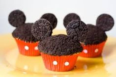 Image result for mickey mouse oreo cookies blue