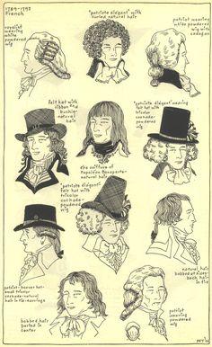 Village Hat Shop Gallery :: Chapter 11 - The Eighteenth Century :: 167_G