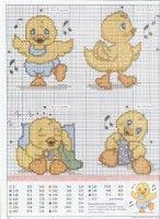 Gallery.ru / Фото #9 - 900 - ergoxeiro 123 Cross Stitch, Cross Stitch Cards, Cross Stitch Designs, Cross Stitch Embroidery, Cross Stitch Patterns, Wool Baby Blanket, Baby Patterns, Little Babies, Pixel Art