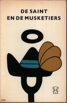 De Saint En De Musketeers - Dick Bruna