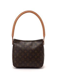 Louis Vuitton Looping MM Shoulder Bag - Vintage