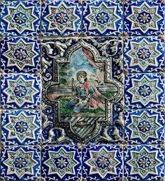 Golestan Palace کاخ گلستان  Qajar  Tehran