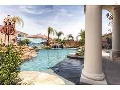 50,000 Gallon Pool, Theater & More!  - vacation rental in Las Vegas, Nevada. View more: #LasVegasNevadaVacationRentals