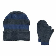 2-Piece Cold Weather Set $12.00. Jax really needs some gloves and a good beanie!