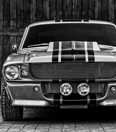 "Photography — Shelby ""Eleanor"" Mustang."