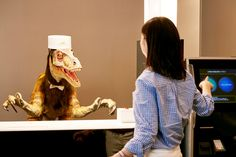 Henn-na Hotel in Japan is the world's first run entirely by robots