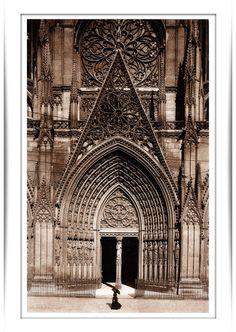 Eglise st maclou rouen france rouen pinterest - Saint maclou chartres ...