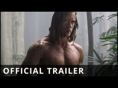 The Legend of Tarzan – Official Trailer - Warner Bros. UK - YouTube