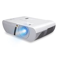 ViewSonic PJD5255L XGA DLP Projector, 3200 Lumens, HDMI, White  The View Sonic Light Stream PJD5255L price-performance projector features 3200 lumens, native XGA 1024×768 resolution, user-friendly design, and a sleek white chassis. Exclusive Super Color technology offers a wider color range for true-to-life image projection, while sound enhancement technology delivers improved sound quality. The PJD5255L also features HDMI and VGA connectivity, and a RS232 control port. An energy-sav..