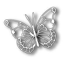 Memory Box Dies - Vivienne Butterfly - 98265