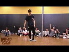 Ian Eastwood (Mos Wanted Crew) :: The Real Her by Drake :: Urban Dance Camp......died a little watching this