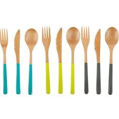 Core Bamboo- Smart Bamboo Kitchenware - on Fab