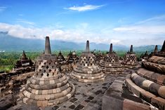 Borobudur Temple - World Heritage Routes Travel