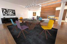 Ξύλινες καρέκλες τραπεζαρίας #επιπλα #milanode #καρεκλες #ξυλινες #μοντερνες