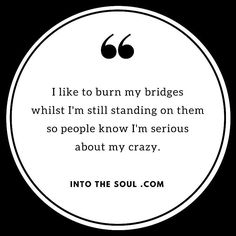 Isn't it time you found your crazy???? #authenticself ... #findyourcrazy