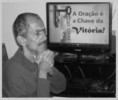 Pastor Demétrio Pinheiro. Web Evangelista e Autor de Frases de Motivação