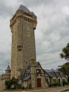 Mar del Plata - Torre del agua