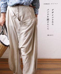 cawaii mori 再入荷 デザインされたパンツを届けたくて 10,990円