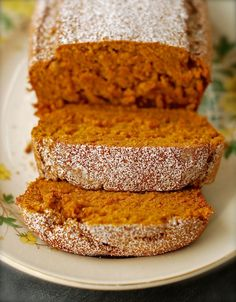Vanilla Pudding Pumpkin Bread by ChinDeep.com It is so easy!! This was amazing! Hands-down the best i've ever had!!