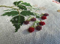 (cross stitch & patchwork) Sweet Home 有图纸