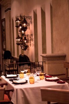 Details of the Frida Restaurant at Grand Velas Riviera Nayarit