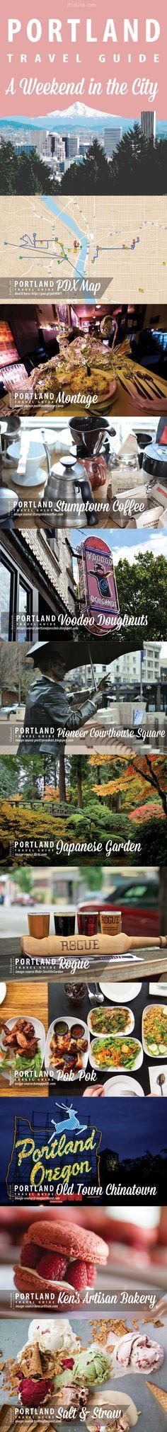 Portland Travel Guide | itsaLisa.com