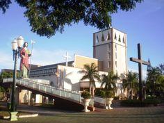 Matriz São Judas Tadeu, de Terra Boa - Paraná