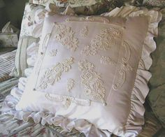 new concept 1d16b db356 A Marilyn Arnold pillow  photo provided by Marilyn What do you do with your  wedding dress  Some people want to hang onto their wedding .