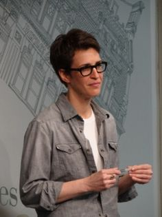 "Rachel Maddow   Smart, funny, and real. Rachel Anne Maddow is an American television host, political commentator, and author. She hosts a nightly television show, The Rachel Maddow Show, on MSNBC. Her syndicated talk radio program of the same name aired on Air America Radio. Dr. Maddow, a Rhodes scholar and graduate of Stanford and Oxford Universities Favorite Quote: ""I'm undoubtedly a liberal, which means that I'm in almost total agreement with the Eisenhower-era Republican party platform."""