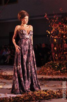 Tanja Kokev amazing runway!