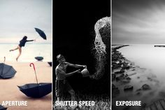 Everything about Aperture, Shutter Speed and Exposure - 121Clicks.com