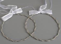 Stefana Gamou Στέφανα Γάμου Handmade Wedding Crowns by ByAnnita