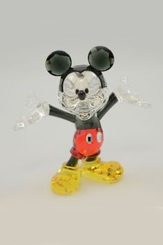 Swarovski Mickey Mouse. This would help complete the collection of useless Disney things I own