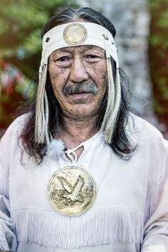 Лица Сибири: 35 потрясающих портретов якутов, ульчи и негидальцев • НОВОСТИ В ФОТОГРАФИЯХ
