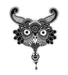 Rosalind Monks - Birds of the Night