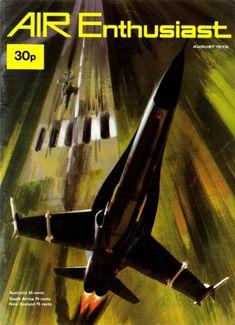Illustrations aviation  - Air Enthusiast - Août 1972 #airplane #jpdubs South New Zealand, Aviation Art, Illustrations, Airplane, Html, Plane, Airplanes, Illustration, Illustrators