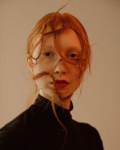 Jessica Luostarinen for Sicky Mag online Photographer Anna Daki Beauty  Helena Narra Assistant Sasha Kharchenko