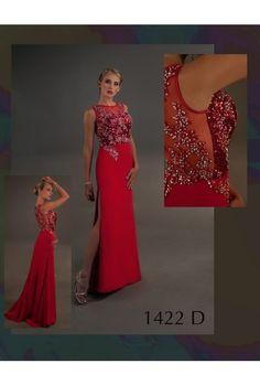 Robin DS Private Label Style 1422D #robinds #privatelabel #dresses #partydresses #longdresses #fashion #designer #highneckdresses