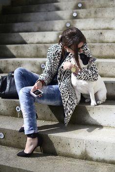 leopard/Style/Kisses
