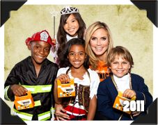 Trick or Treat for UNICEF 2011 #ToT4UNICEF